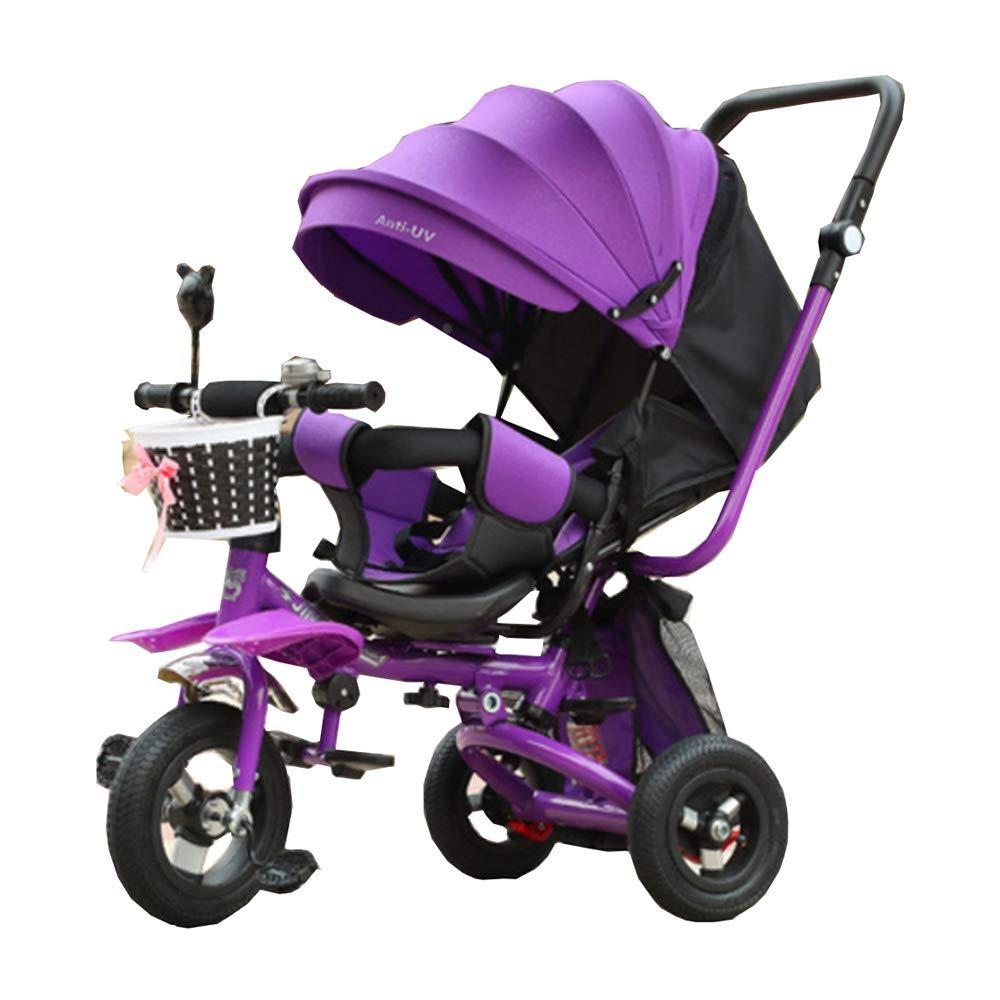 66歳の男の子と女の子の三輪車で、ソリッドタイヤを装着した子供のトライク (色 Deep (色 : Red) B07GTJV9YS Deep purple purple Deep purple, ミントプラス:6a3158af --- rdtrivselbridge.se