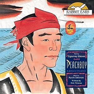 Peachboy Audiobook