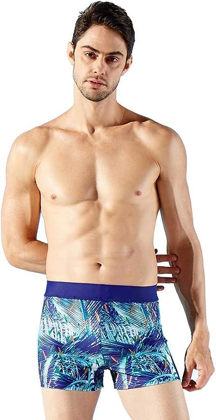 Men/'s Swimming Trunks Summer Beach Shorts Swimwear Boxer Briefs Bathing Suit