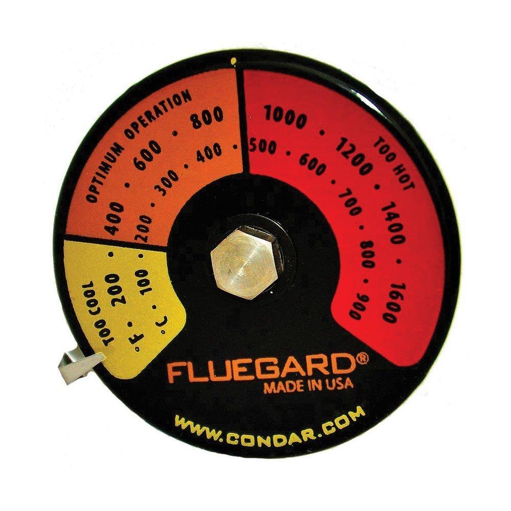 Condar FlueGard Flue Gas Thermometer Probe