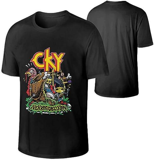 CKY BAND Black New T-shirt Rock T-shirt Rock Band Shirt Rock Tee
