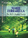 The M.D.'s Surprise Family (The Bachelors of Blair Memorial)