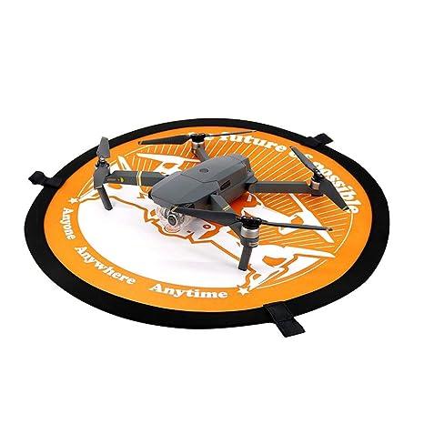 Enjoyall Drone Landing Pad pista de aterrizaje para DJI Mavic Air ...