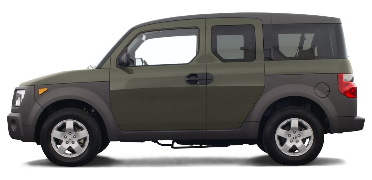 2005 Honda Element EX 2 Wheel Drive Automatic Transmission