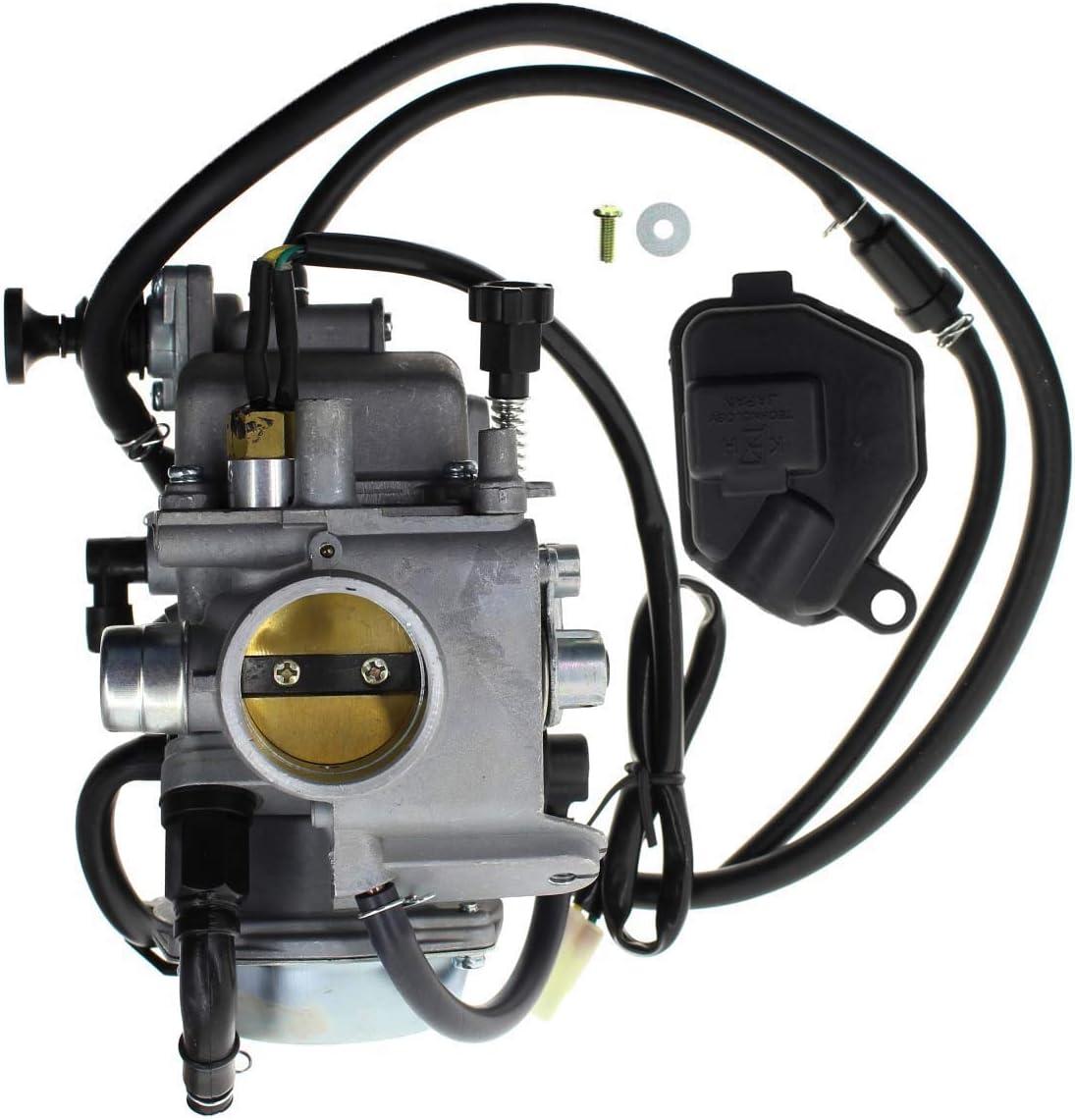 Carbhub Carburetor for 2000-2006 Honda Rancher 350 TRX350 Carburetor 2000 2001 2002 2003 2004 2005 2006 Honda Rancher 350 TRX350 Carburetor Replaces 16100-HN5-M41