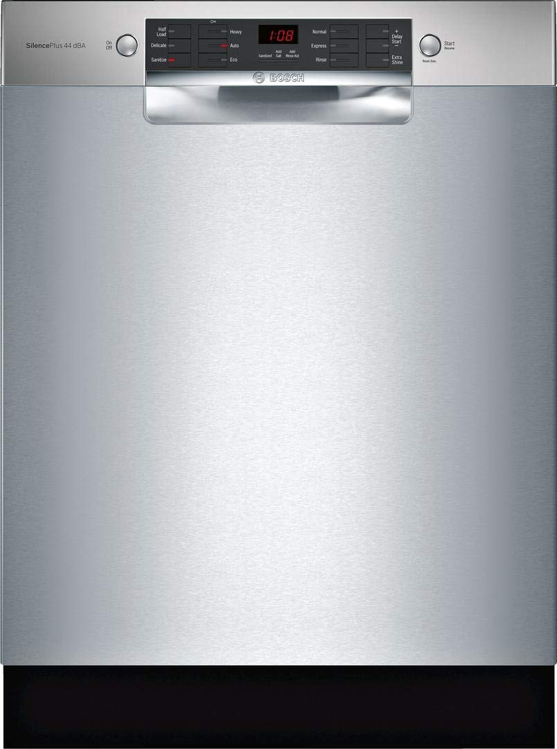 10 BEST Bosch Stainless Steel Dishwashers of March 2020 11