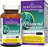 New Chapter Zyflamend Whole Body -- 180 Vegetarian Capsules (Pack of 2)