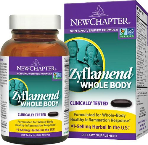 New Chapter Zyflamend? Whole Body -- 180 Softgels