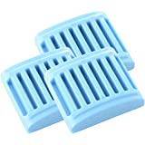 Pelican Water PSF-SB-3 Aromatherapy Ocean Breeze Scent Bars Shower Replacement Filter (Pack of 3), Blue
