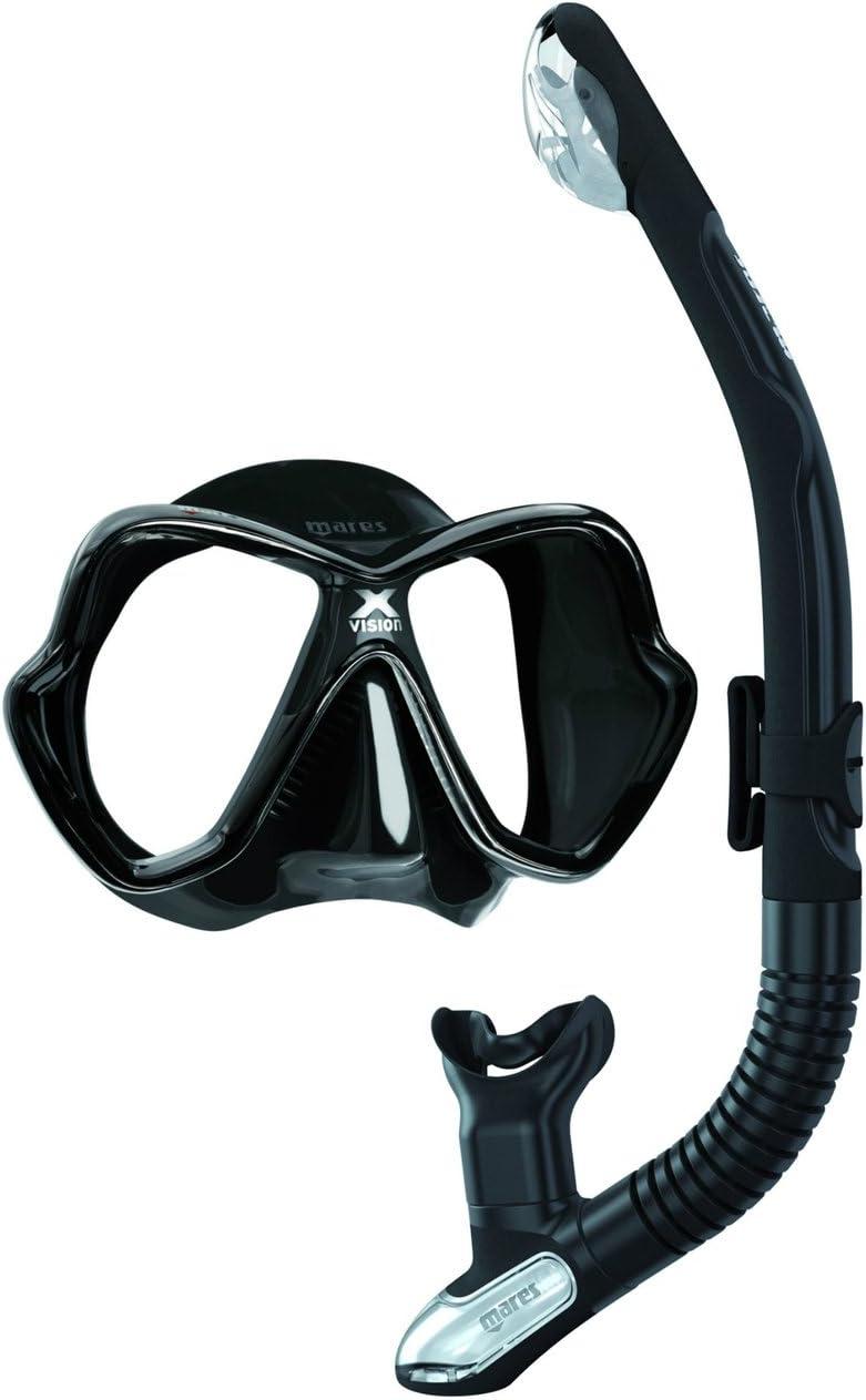 One Size Black Mares Unisexs Sailor Snorkel
