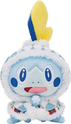ポケモンセンターオリジナル ぬいぐるみ Pokémon Christmas Wonderland メッソン