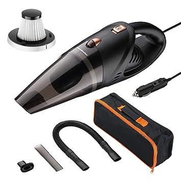 Amazon.com: Homeleader - Aspirador portátil de mano para ...