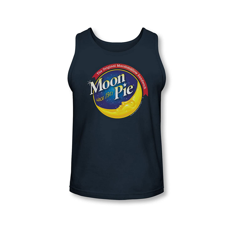 Moon Pie - Mens Current Logo Tank-Top