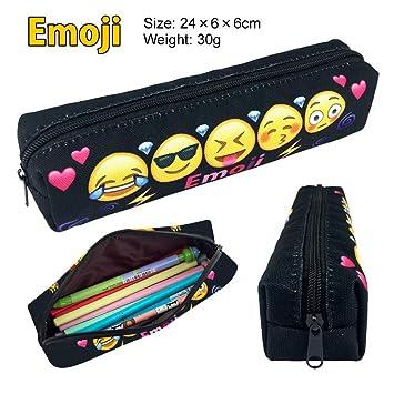 Emoji - Estuche para lápices con estampado digital de ...