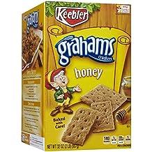 Keebler Graham Crackers - Honey - 32 oz