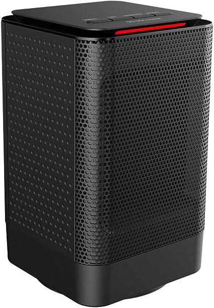 Mini Portabile 950W Stufa Stufetta Elettrica Riscaldatore Termostato Da Casa IT
