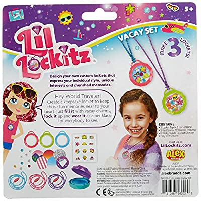 Lil Lockitz Vacay Set: Toys & Games