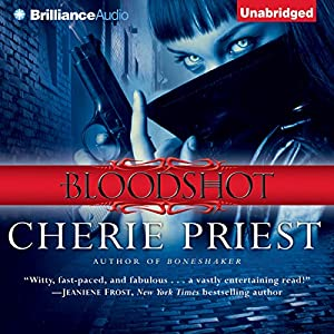 Bloodshot Audiobook