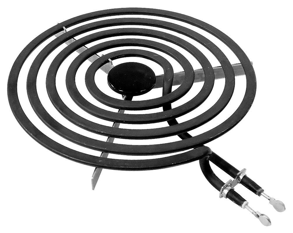 """ClimaTek Upgraded 8"""" Stove Range Oven Burner fits Whirlpool Estate WP660533 AP6010190 660533"""