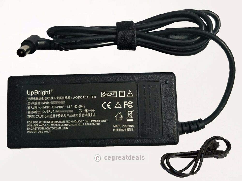 AC Adapter Charger Compatible with Samsung HW-F850 HW-F850//ZA HW-F850//EN HWF850 Soundbar 24V