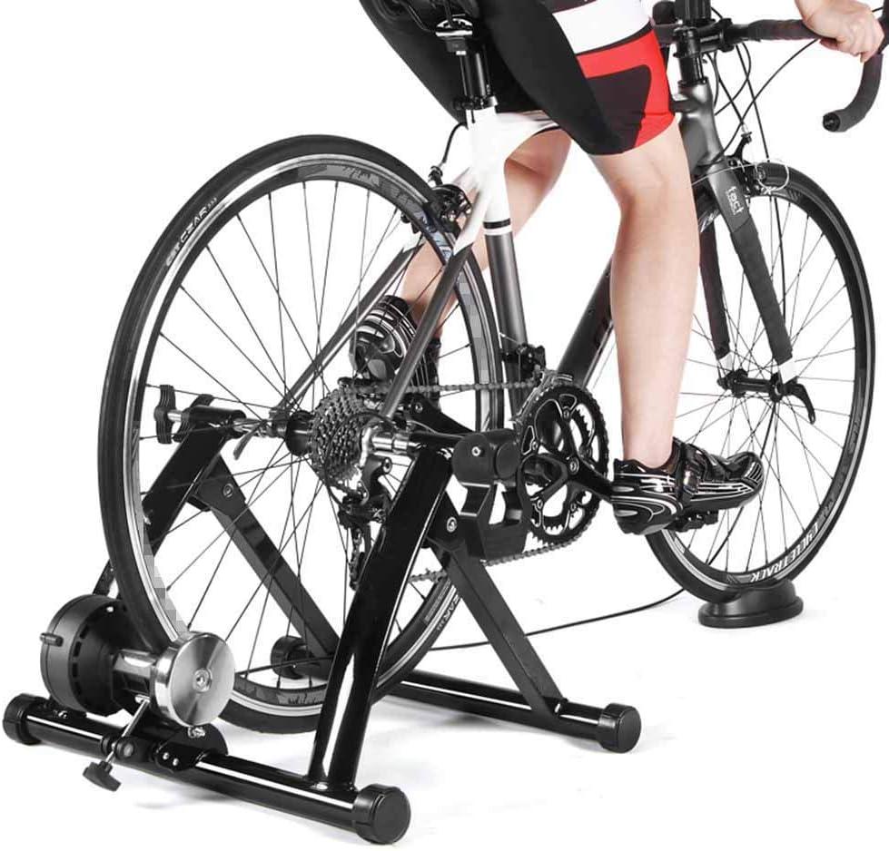 TANCEQI Rodillos para Bicicletas En Casa Magnético Plegable ...