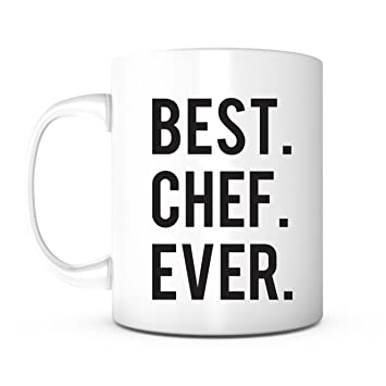 Best Chef Ever-Gift for Chefs,Gift for Cooks,Chef Gifts,Chef ...