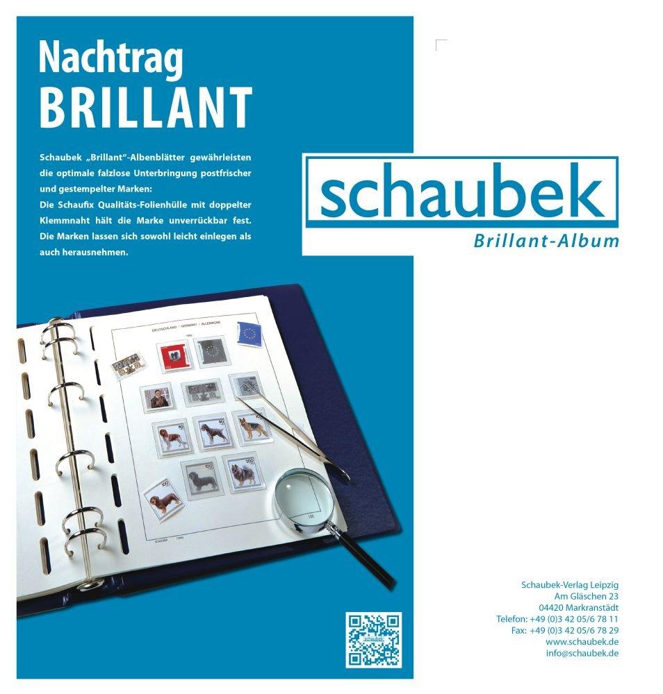 【即発送可能】 Schaubek 643N05B サプリメント 643N05B ドイツ サプリメント 2005 ドイツ ブリリアント B00FQDVU5A, ウエノソン:299d9255 --- pmod.ru