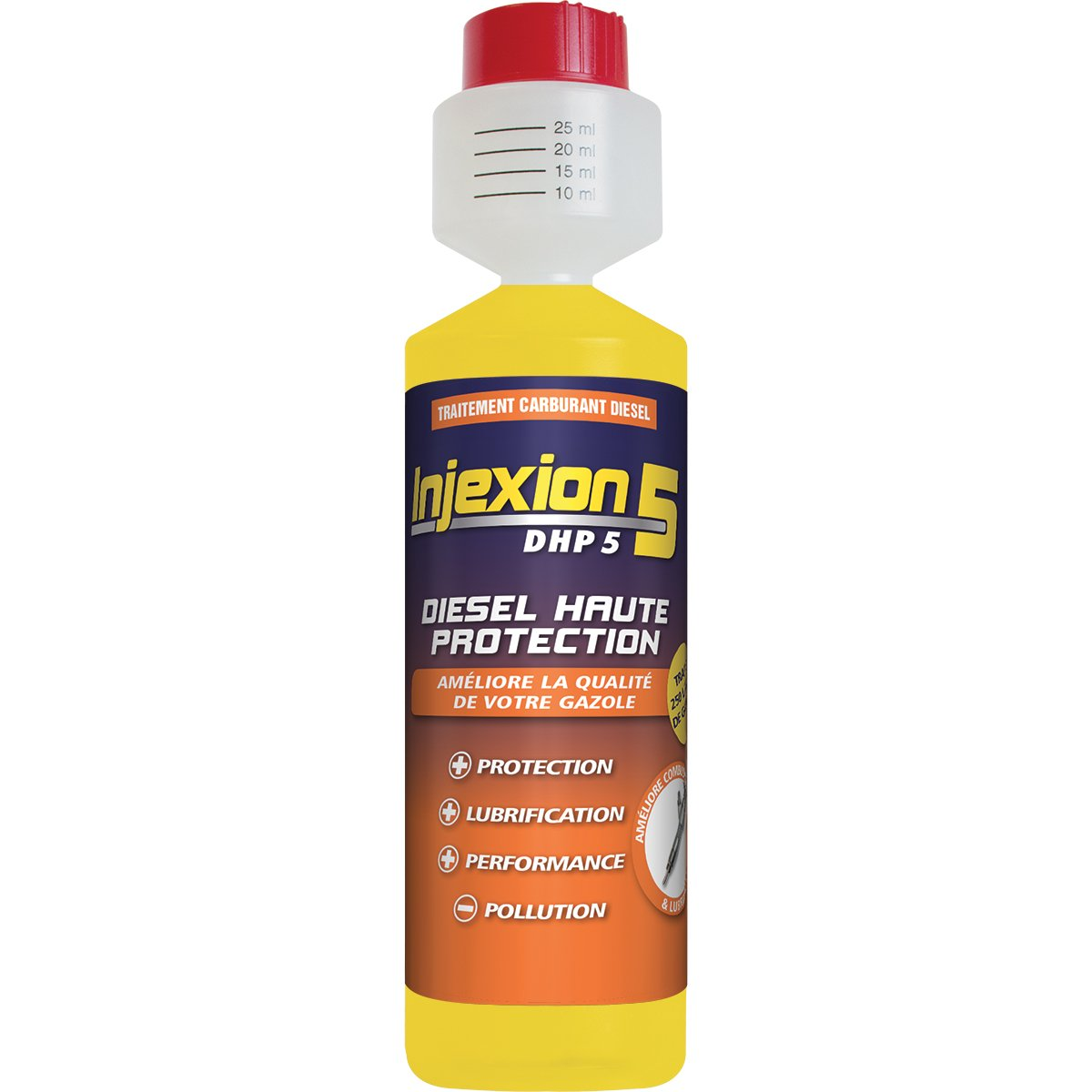 INJEXION 5 IDHP5 5 DHP5 Diesel Haute Protection Soditen
