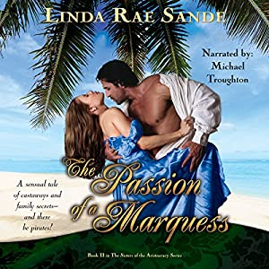 The Passion of a Marquess Audiobook