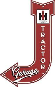 Case IH Tractor Arrow Sign