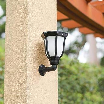 Tefamore Lámpara Solar para Jardín LED Luz solar Jardin Solares ...