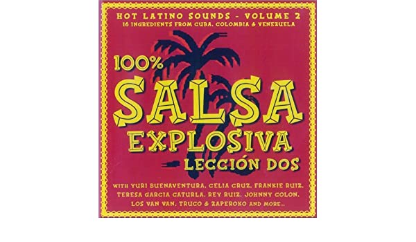 - 100% Salsa Explosiva (Volume 2) - Amazon.com Music