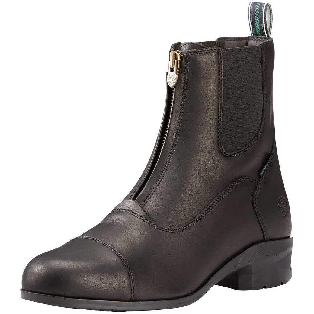 Ariat Heritage IV Mens H20 Zip Paddock Boot - Black