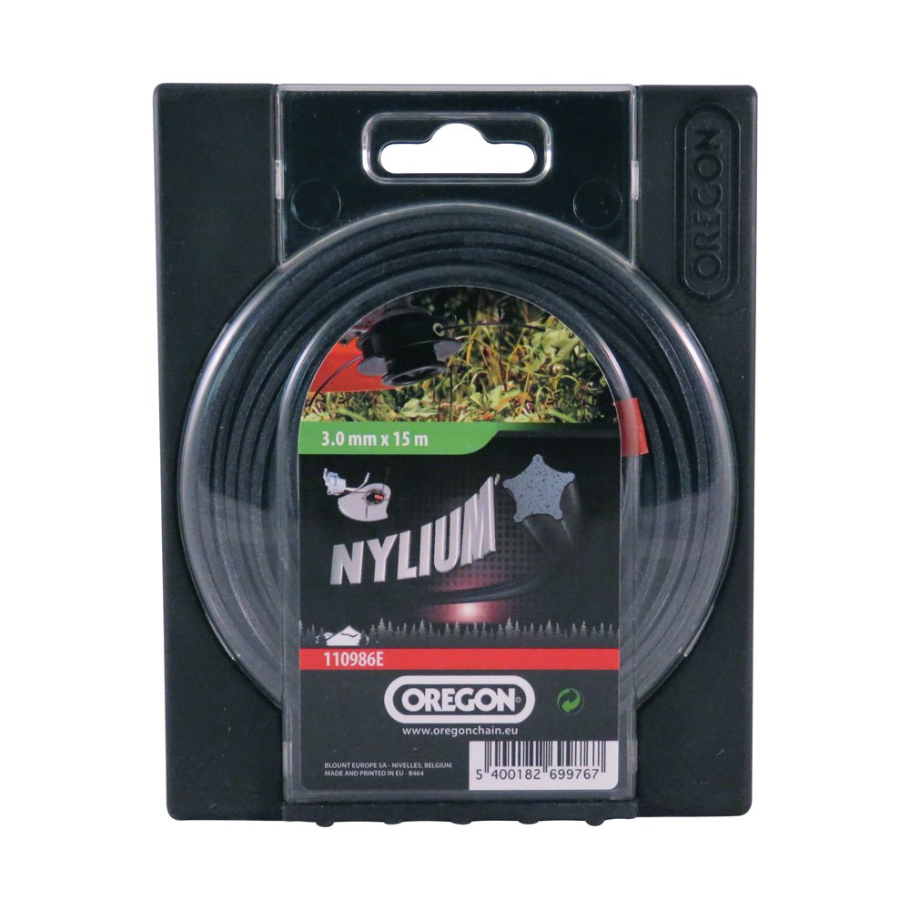 Oregon Nylium 15 m 3,0 mm Blister 110986E
