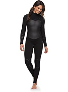 580401357c Roxy Womens 3 2Mm Syncro Plus Chest Zip Wetsuit for Women Erjw103026