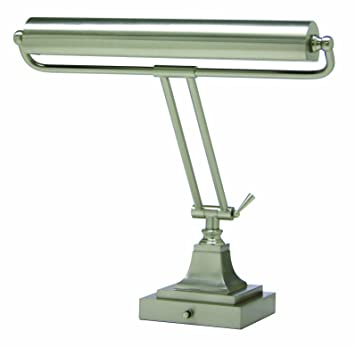 House Of Troy P15 83 52 16 Inch Portable Desk/Piano Lamp