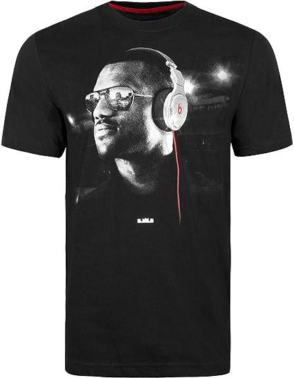 8d47b16c453 Amazon.com  Nike Lebron James Beats By Dr Dre Graphic T-Shirt ...