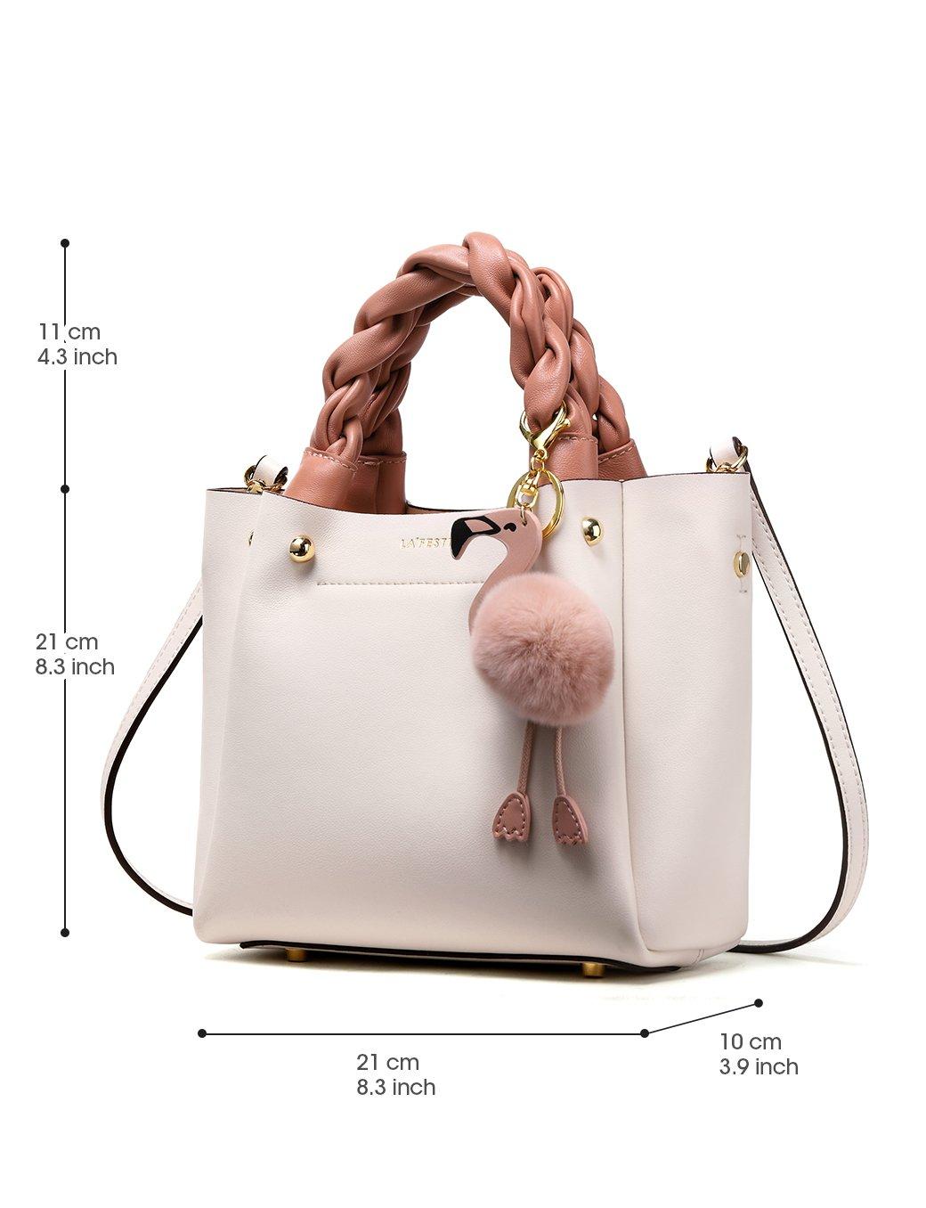 Les Voyages et Plus LAFESTIN Designer Fashion Shoulder Tote Bag Sacs /à Main en Cuir Les Femmes Sacs /à Main Hobo Large Classique Accessoiriser Grand Classique pour Les Dames