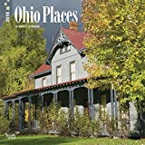 Ohio Places 2018 12 x 12 Inch Monthly Square Wall Calendar, USA United States of America Midwest State Nature (Multilingual Edition)