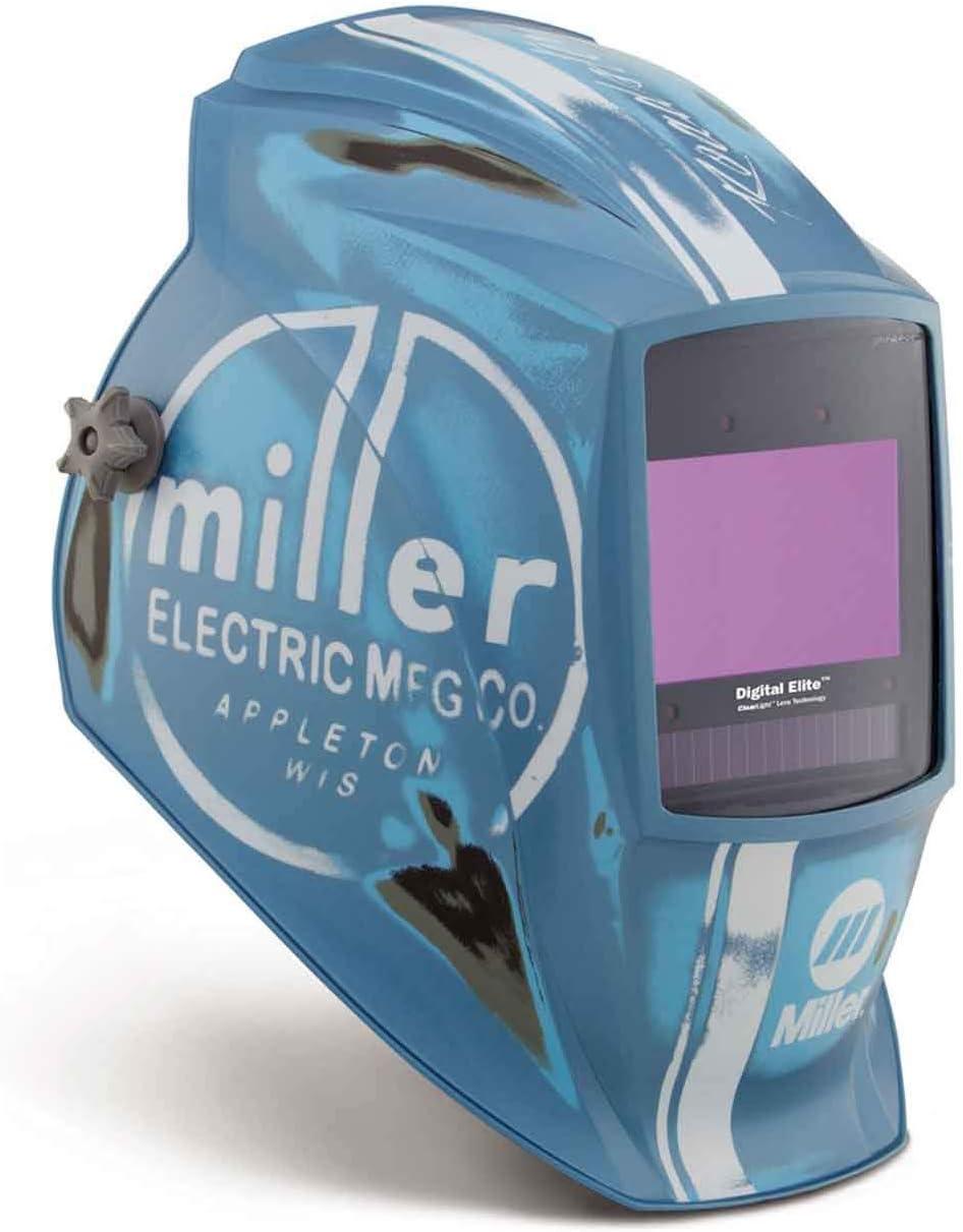 Miller Digital Elite Auto Darkening Welding Helmet Amazon's Choice