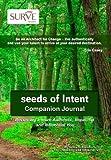 Seeds of Intent Companion Journal, James Blackburn, 1466331402