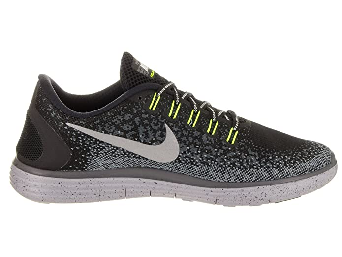 buy popular 3f7f5 b551a Amazon.com   Nike Men s Free RN Distance Shield Running Shoes   Shoes
