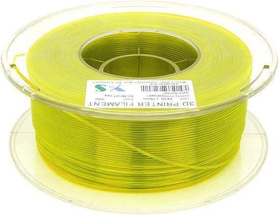 Filamento 3D, Lechnical PETG Filamento Filamentos de la impresora ...
