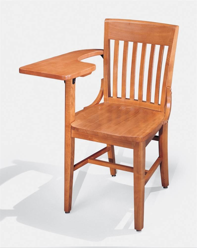 Americana Wood Chair (Medium Walnut)