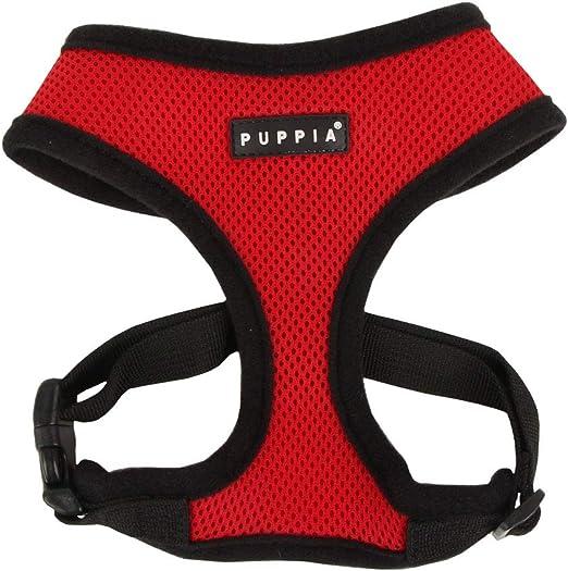 S Navy Puppia Harnais pour Chien Soft Harness Pro