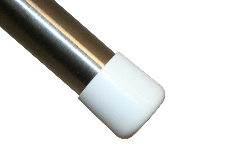 4x Kappen Stuhlgleiter Ø 16 mm Stuhlkappen Endkappen Rohrkappen Stuhlbeinkappen