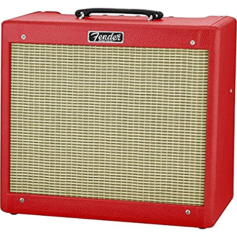 Fender Limited Edtion Blues Jr. III Royal Blood 15W 1x12 Tube Combo Amplifier Red - Fender Blues Combo Amps