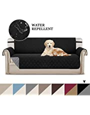 BellaHills Sofa protector Quilted Furniture Cover Sofa/Settee THROW Water Resistant, Features Cozy and Efficient, Soft and Suede-Like …