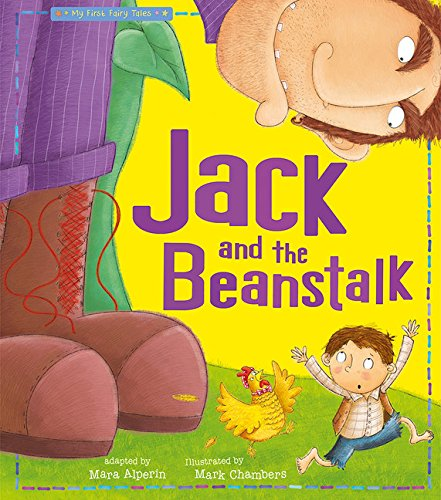 Jack and the Beanstalk (My First Fairy -