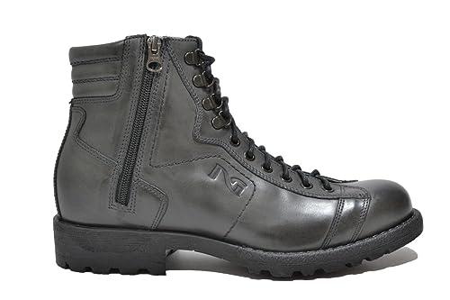 f7f58dde92 Nero Giardini - Botas para hombre gris gris  Amazon.es  Zapatos y  complementos